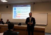 Filippo Renga direttore della Ricerca dell'Osservatorio Smart Agrifood