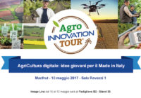 agroinnovation tour agricoltura digitale macfrut
