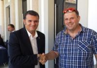Il terzista Remagni Buoli incontra il ministro Centinaio