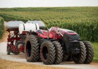 Macchine agricole autonome